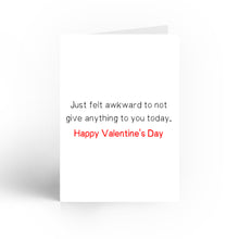 Load image into Gallery viewer, Just Something For Love Greeting Card - Nautankishaala
