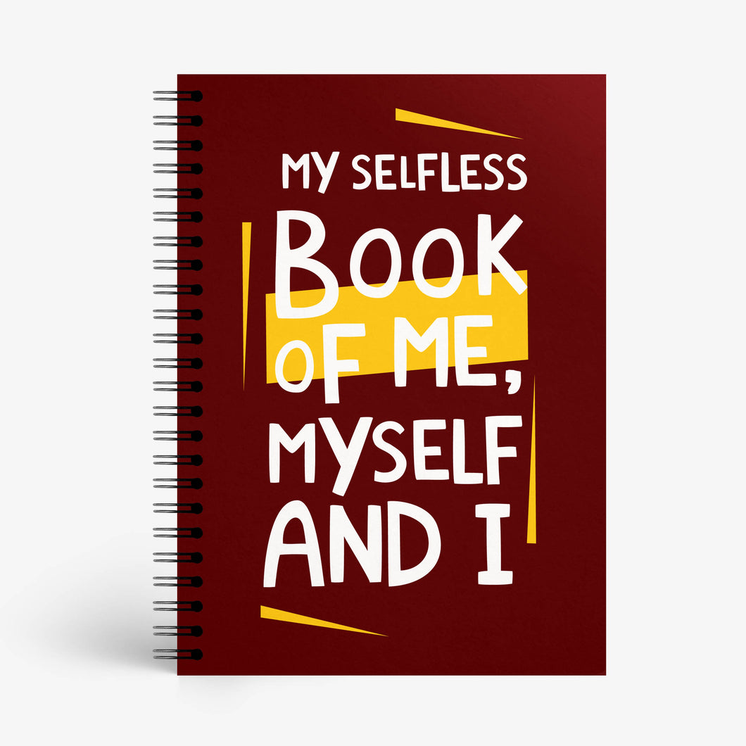 My Selfless Notebook - Nautankishaala