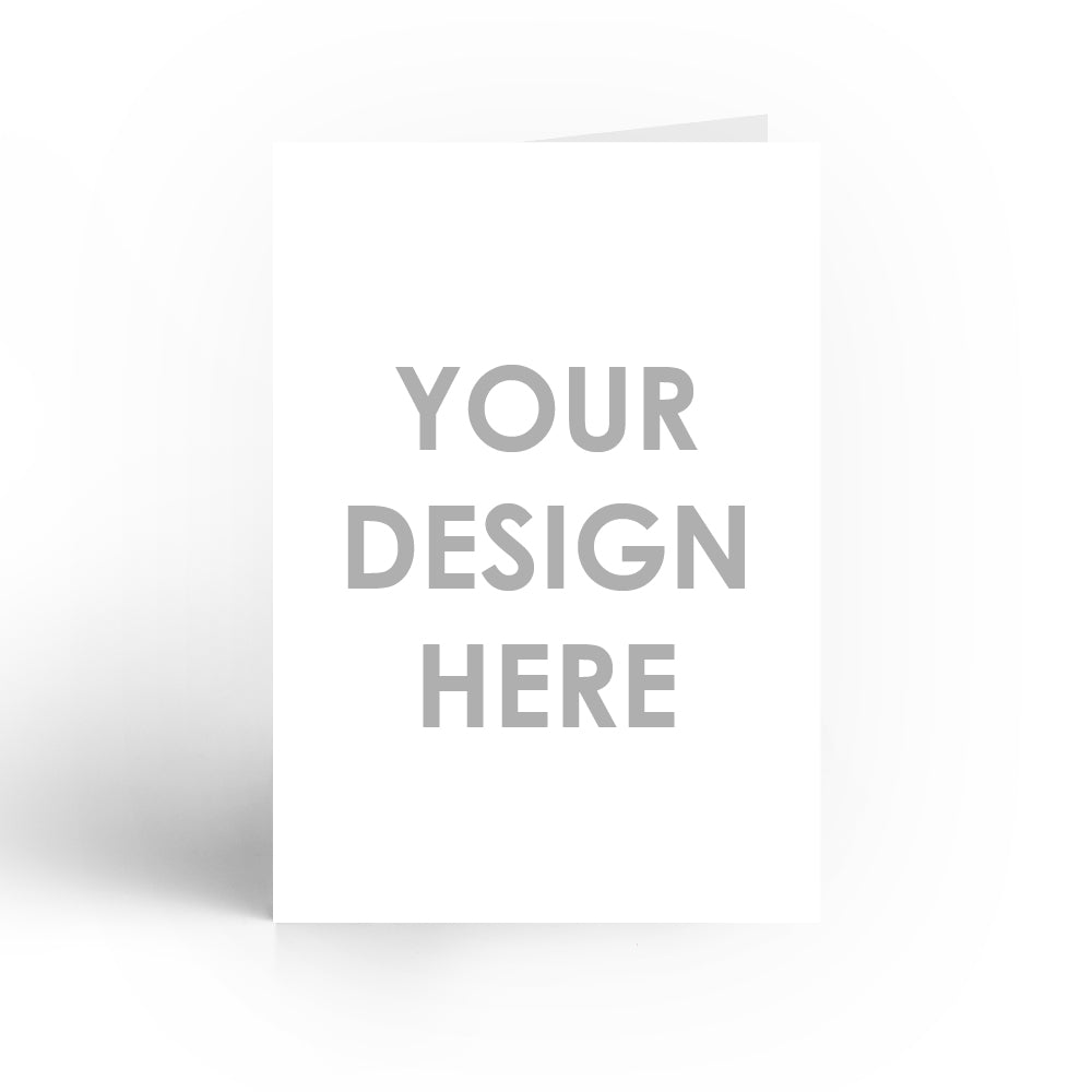 Personalized Greeting Card - Be Your Own Designer - Nautankishaala