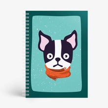 Load image into Gallery viewer, SAMPLE - Pug Love Notebook