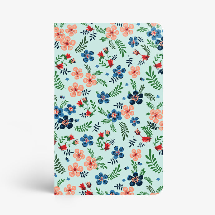 Quirky Ditsy Notebook - Nautankishaala