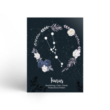 Load image into Gallery viewer, Taurus Zodiac Sign Notebook - Nautankishaala