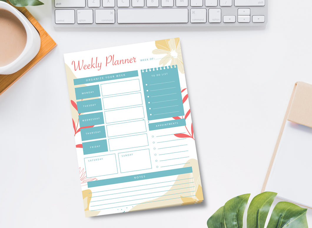 Buy Quirky Weekly Planner Online In India - 2021. Designer Premium Stationery And Office Stationery In India | Bulk Order For Office Supply.