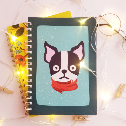 Pug Love Notebook - Nautankishaala