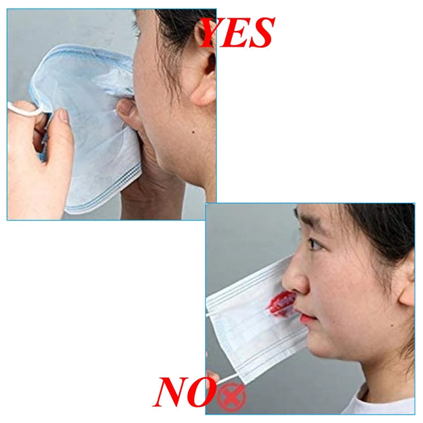 Lipstick Protection Mouth Cover Holder