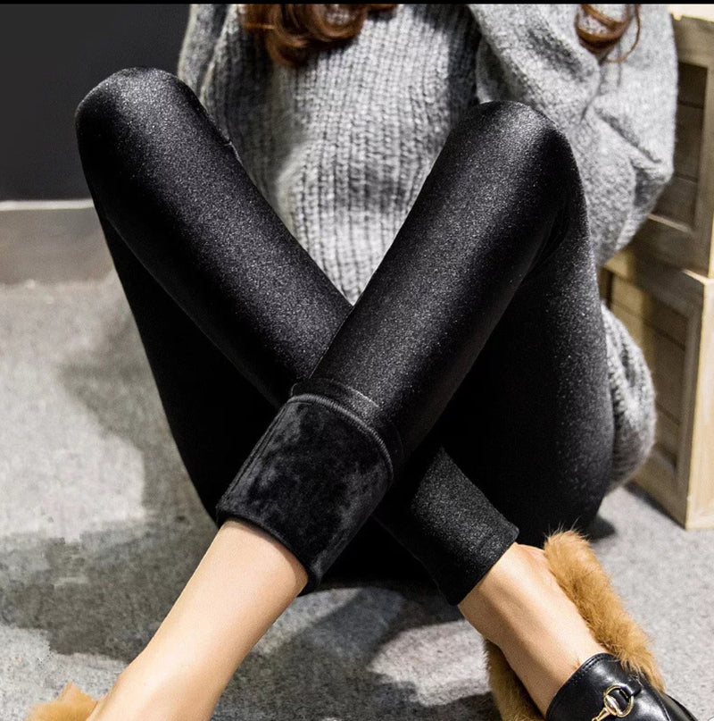 Warm Cashmere Winter Leggings