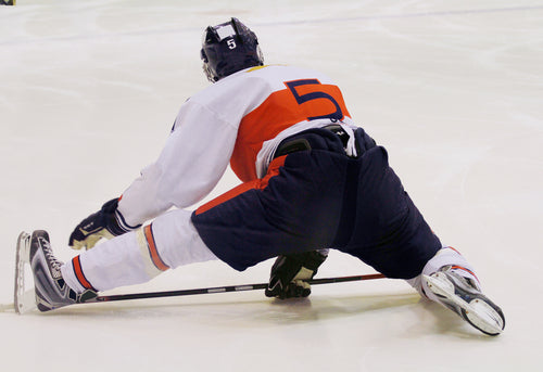 Best Stretches For Hockey Players