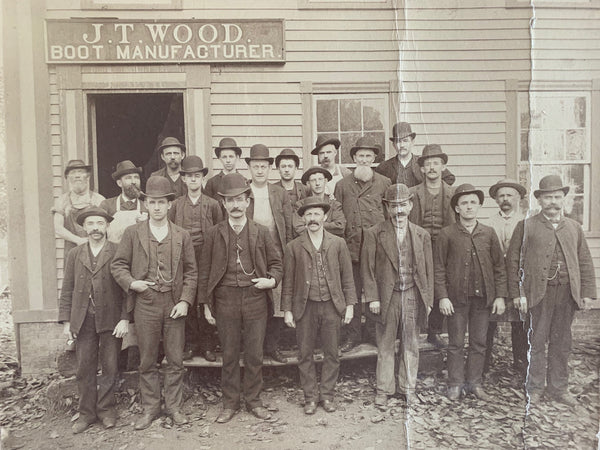 JT Wood Boot Manufacturing