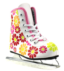 American Flower Power double runner ice skate