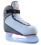 American Woman's Soft Boot Hockey Skate