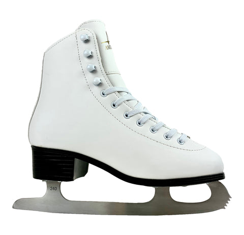 Women's Tricot Lined Figure Skate