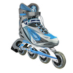 Women's R-300 Blue & Silver In-Line Skate