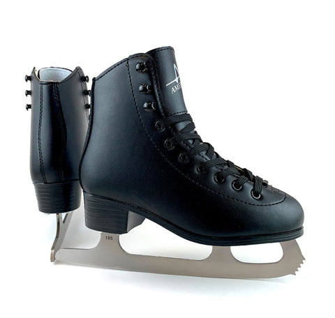Boy's Tricot Lined Figure Skate