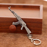 Novelty AK-47 Guns Key chain Pendant