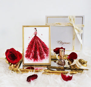 Valentines Day Special I Clayrene Luxury Gift Box Set