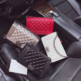 2018 Summer Luxury Handbags Women Bags Designer Fashion Brand Chain Evening Clutch Bag Female Messenger Crossbody Bags Channels