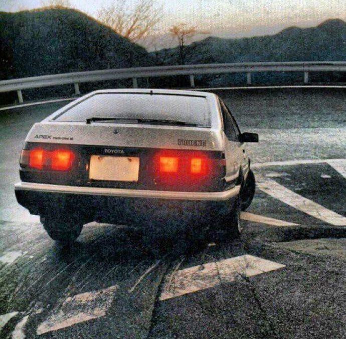 Hydroplaning (be careful out there)