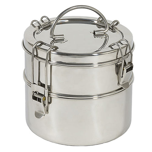 2-Tier Meal Stacked Tiffin