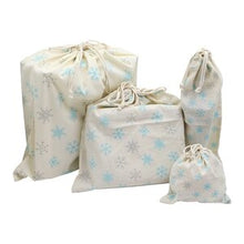 Holiday Gift Bags - set of 4