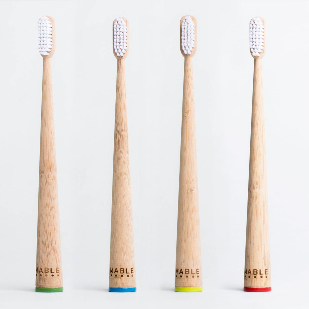 MABLE Bamboo Toothbrush