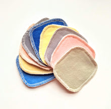 Facial Pads - Organic Cotton (set of 9)