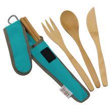 To Go Ware Bamboo Utensil Set - Adult
