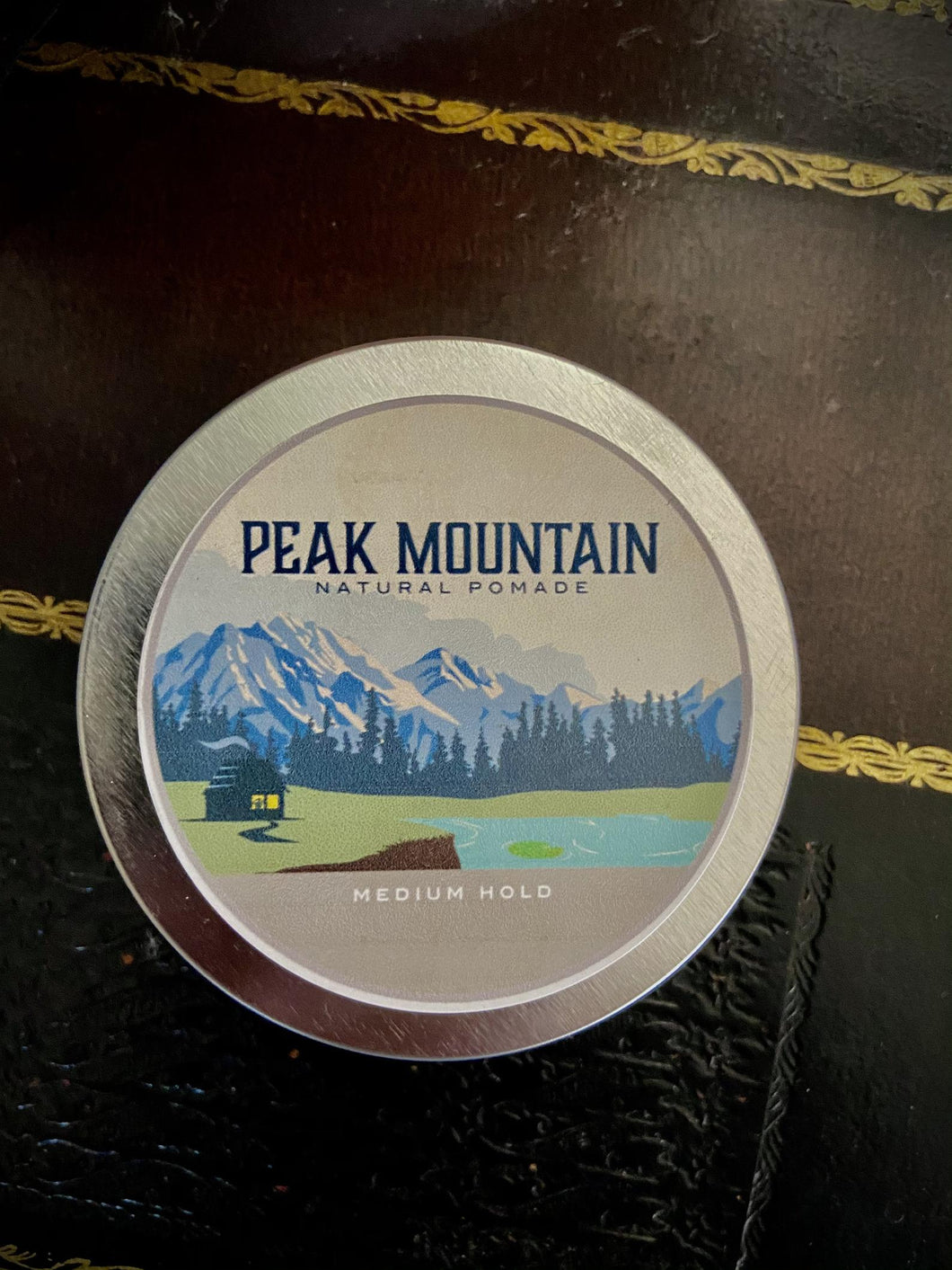Peak Mountain Natural Hair Pomade