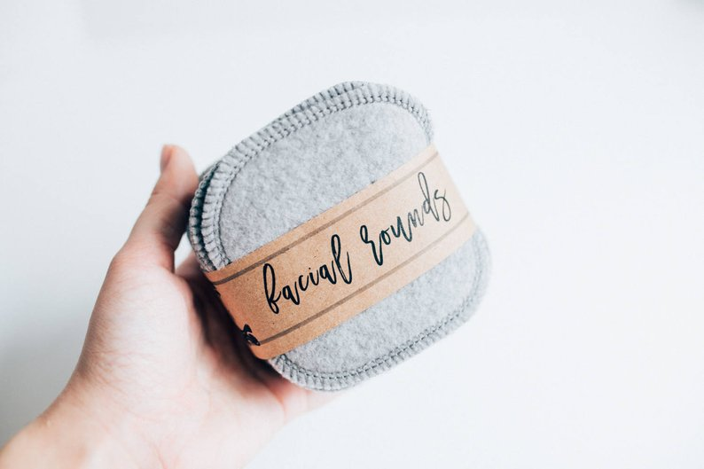 Bamboo Facial Rounds - 4 inch