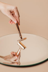 Safety Razor Rose Gold