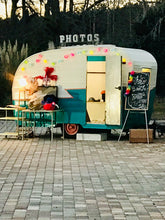 Photo Booth Camper