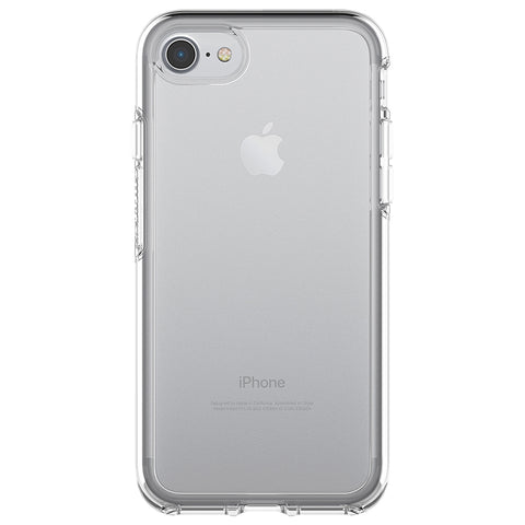 OtterBox Symmetry Clear Case - For iPhone 8 Plus/7 Plus