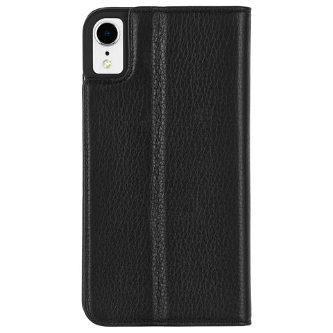 Case-Mate Wallet Folio Minimalist Case - For iPhone XR 6.1""