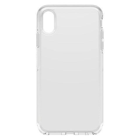 "OtterBox Symmetry Clear Case - For iPhone Xs Max (6.5"")"