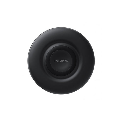 Samsung Fast Charge Round Wireless Charging Pad - Black