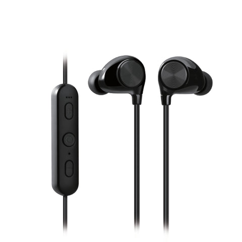 Cleanskin Sports Bluetooth Earphones - Black