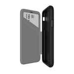 "EFM Monaco Leather D3O Wallet Case - For iPhone X/Xs (5.8"")"