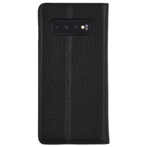 "Case-Mate Wallet Folio Case - For Samsung Galaxy S10+ (6.4"")"