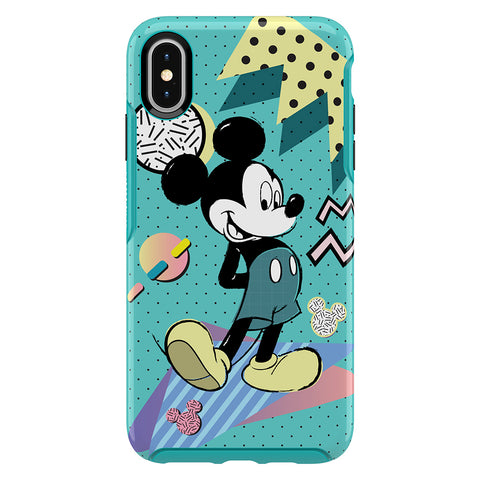 OtterBox Symmetry Disney Classic Case - For iPhone Xs Max - Rad Mickey