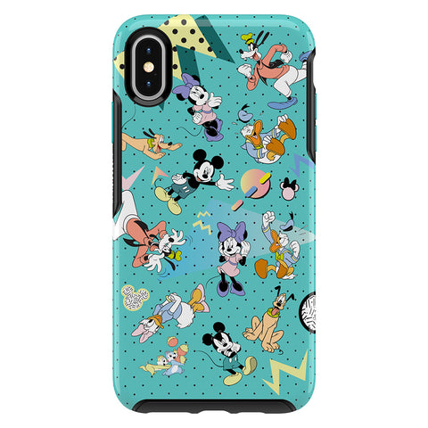 OtterBox Symmetry Disney Classic Case - For iPhone Xs Max - Rad Friends
