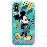 OtterBox Symmetry Disney Classic Case - For iPhone X/Xs - Rad Mickey