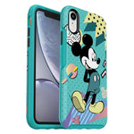OtterBox Symmetry Disney Classic Case - For iPhone XR - Rad Mickey