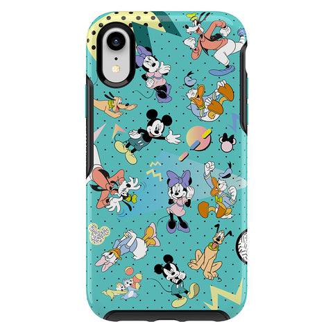 OtterBox Symmetry Disney Classic Case - For iPhone XR - Rad Friends
