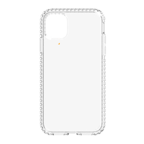 EFM Seoul D3O Crystalex Case Armour - For iPhone 11 Pro - Crystal Clear