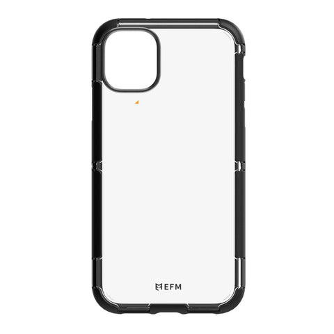 EFM Cayman D3O Case Armour - For iPhone XR|11 - Black| Space Grey