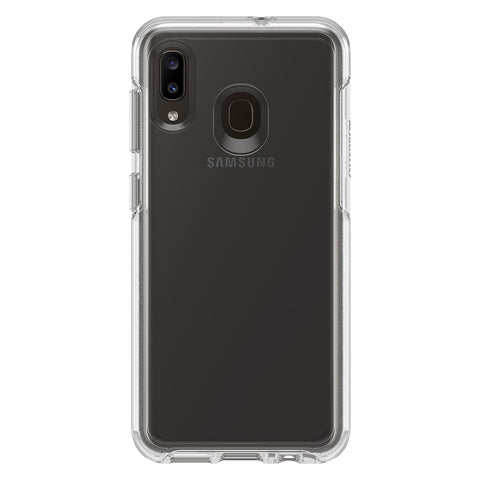 OtterBox Symmetry Clear Case - For Samsung Galaxy A20 - Clear