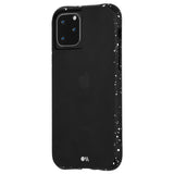 Case-Mate Tough Speckled Case - For iPhone 11 Pro Max - Active Black