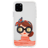 Case-Mate Rifle Paper Case - For iPhone 11 Pro - Gorgeous Girl