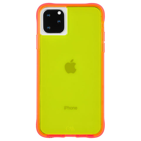 Case-Mate Tough Neon Case - For iPhone 11 Pro
