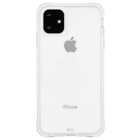 Case-Mate Tough Clear Case - For iPhone XR|11 - Clear