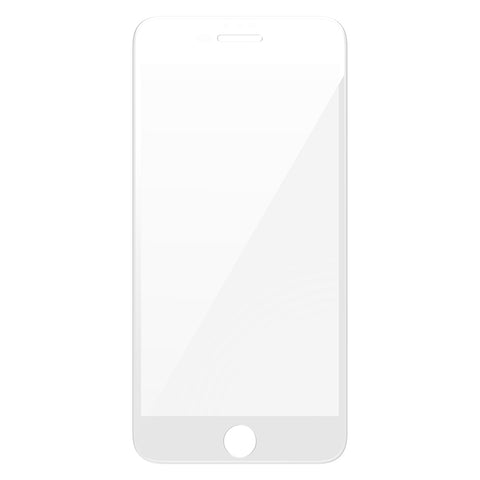 OtterBox Amplify Edge to Edge Screen Protector - For iPhone 6/6S/7/8 Plus - White Edge